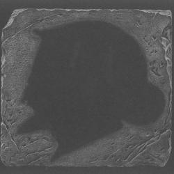 Prometheus-2 – stone. 2000. colored pencils on black paper. 21x29,7 ( 8 1/4 x 11 7/8 in) // Прометей-2 – камінь. 2000. Чорний папір, кольорові олівці. 21x29,7