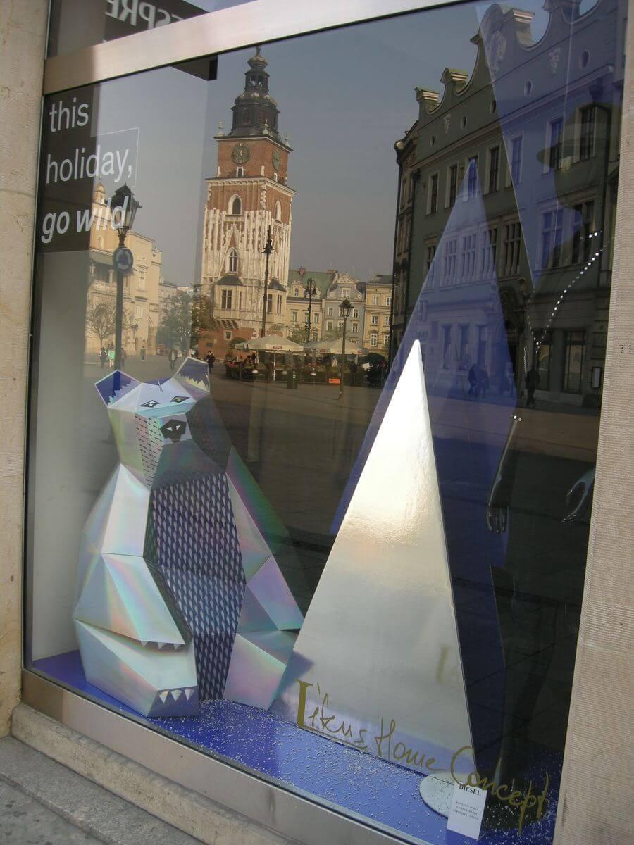 Poland, Krakow. November 2015